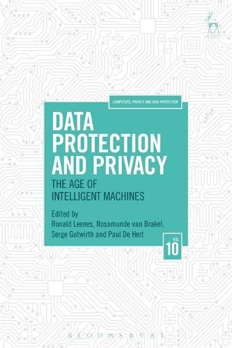Data Protection and Privacy (Computers, Privacy and Data Protection)