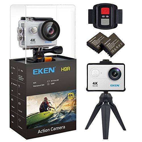 EKEN H9R Action Cam 4k Wifi Impermeabile Videocamera 170°...
