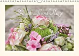 Brautstrauß und Ringe (Wandkalender 2019 DIN A4 quer): Inspirationen für die Hochzeit (Monatskalender, 14 Seiten ) (CALVENDO Kunst)