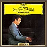 Schubert:Piano Son No.21.Momen