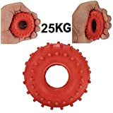 Gripping Ring Pro Trainer Hand Grip Forearm 25 KG Strength Gripper Exercise Fitness Body Building Hand Expander Training