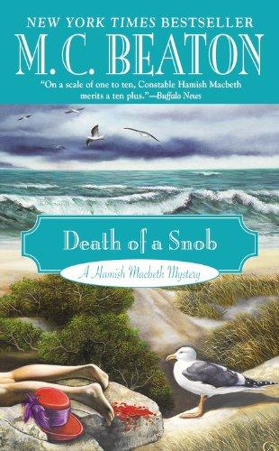Death of a Snob  (Hamish Macbeth 6)