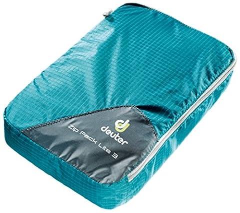 Deuter Zip Pack Lite 3Tasche Universal, Unisex Erwachsene, grün (petrol), 3l