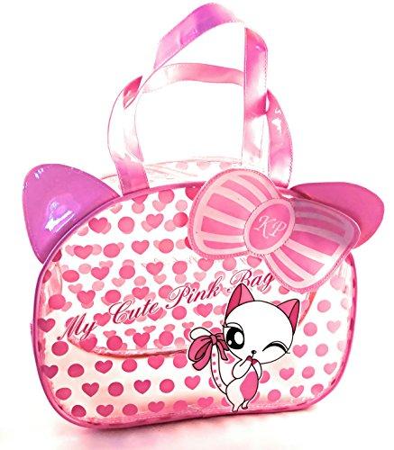 Kinder Handtasche für Mädchen, Verkleidung, Handtasche für kleine Mädchen, Einkaufstasche, Kinder Spielzeugtasche, Kinder Kostümtasche,...