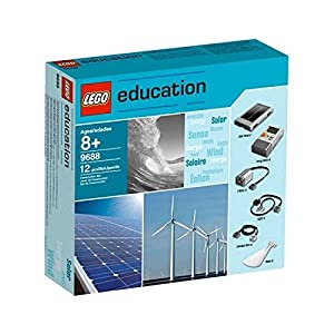 LEGO Education 9688 Set Aggiuntivo Energia Rinnovabile  LEGO