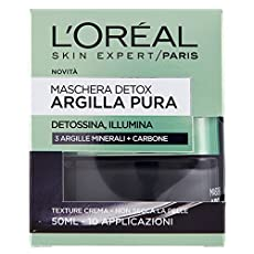 di L'Oréal Paris Detergenza(419)Acquista: EUR 10,00EUR 6,5011 nuovo e usatodaEUR 6,50