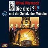 Die drei ??? - CD: Die drei Fragezeichen - Folge 107: und der Schatz der Mönche (1 Audi-CD)