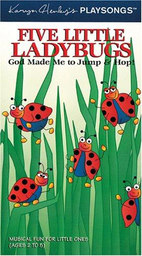 Preisvergleich Produktbild Five Little Ladybugs: 1 (Karyn Henley Playsongs)