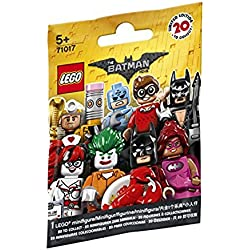 Lego 71017 - Bustina Minifigure Batman Movie, modelli assortiti, 1 pezzo