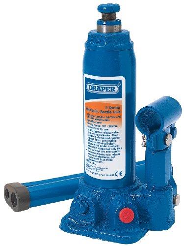 Draper 39054 - Gato hidráulico de botella (2 toneladas)