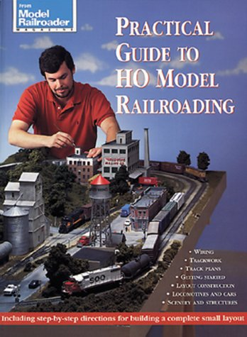 All Aboard - Practical Guide to HO Model Railroading (Model Railroad Handbook ; No. 21) por Model Railroader Magazine