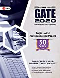 The GATE exam has seen an exponential rise in the number of aspirants over the decade. To crack this coveted exam today, students would require a good source of study. Realizing this, GK publication has come up with GATE 2020 Solved Papers: computer ...