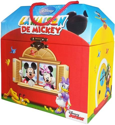 La maison de Mickey : Avec 7 livres par Disney