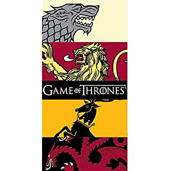 70 x 140 cm Toalla de Playa Game of Thrones GOT821-476-R