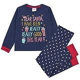 Kinder Weihnachten Schlafanzug Set (5-6 Jahre, Dear Santa)