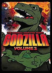 Godzilla the Original Animated Series 2 [Import USA Zone 1]
