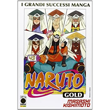 Naruto Gold Deluxe: 49