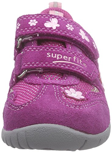 Superfit Sport3, Baskets Basses Fille Violet (dahlia 73)