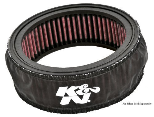 Drycharger Air Filter Wrap (K&N E-4521DK Drycharger Air Filter Wrap by K&N)