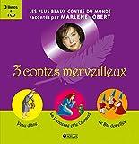 3 contes merveilleux - La princesse et le crapaud, Le bal des elfes, Peau d'Âne