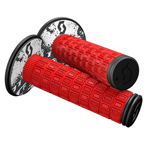 Reds Pak (Scott GRIP MELLOW + DONUT PAK-6 NEON RED/BLK)