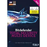 Bitdefender Total Security 1 device 1 ye...