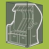 Siena Garden Schutzhülle, 128x105x165/140cm, Material: Polyethylen in transparent