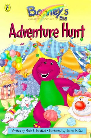 Barney's Adventure Hunt