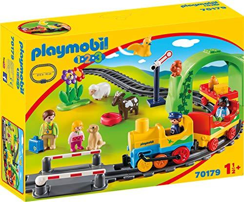 Playmobil 701791.2.3Mi Primer ferrocarril