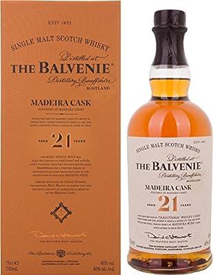Balvenie 21 Year Old Madeira Cask Finish Single Malt Whisky