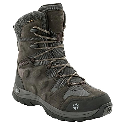 Jack wolfskin high northbay m texapore chaussures de randonnée homme Gris