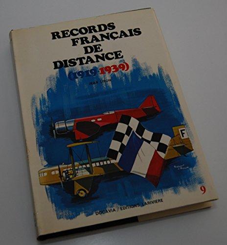 Records français de distance