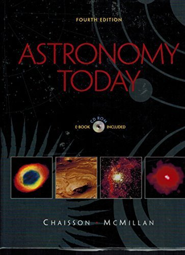 Astronomy Today: High School Binding 4th edition by Chaisson, Eric, McMillan, S. (2001) Hardcover