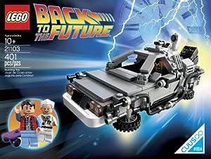 LEGO Cuusoo Back to The Future