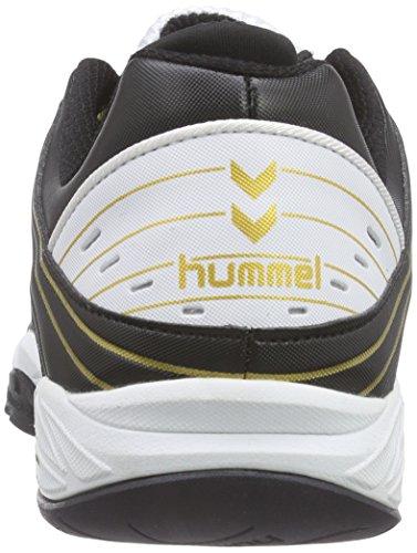 hummel OMNICOURT Z6 TROPHY Unisex-Erwachsene Hallenschuhe Weiß (White 9001)