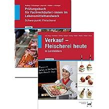 """Paketangebot: Verkauf - Fleischerei heute und Prüfungsbuch Fachverkäufer/-innen: Das Paket beinhaltet Verkauf Fleischerei heute"""", Bestell-Nr. 1420 ... Fleischerei"""", Bestell-Nr. 7260"""