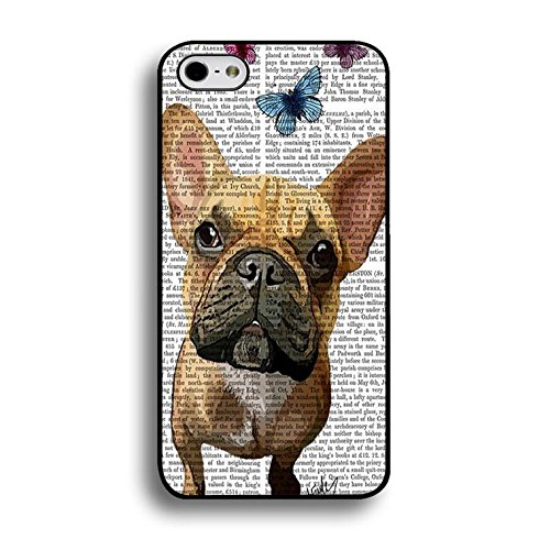 Iphone 6/6s 4.7 (Inch) French Bulldog Shell Cover,Funy Premium Design French Bulldog Phone Case Cover for Iphone 6/6s 4.7 (Inch) French Bulldog Fashionable Color231d