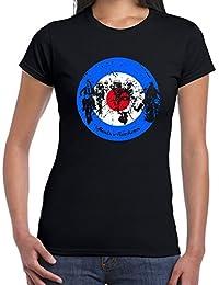 Mods V Rockers MOD Target Logo Women's T-Shirt