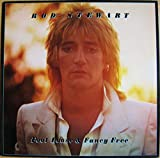 Rod Stewart - Footloose & Fancy Free + Booklet - Album/LP Vinyl Record 1977