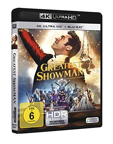Greatest Showman – Ultra HD Blu-ray [4k + Blu-ray Disc] - 2