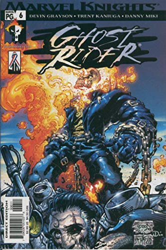 GHOST RIDER, Vol.3 No.03: Chain of fools
