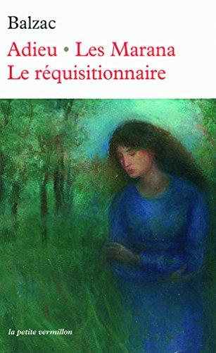Adieu - Les Marana - Le réquisitionnaire PDF Books