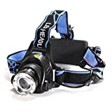 Best Backpacking Headlamps - SPA Xanes Xml T6 Bike Bicycle Headlamp Headlight Review