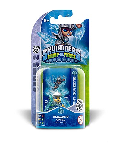 Price comparison product image Skylanders Swap Force - Single Character Pack - Chill (Xbox 360/PS3/Nintendo Wii U/Wii/3DS)