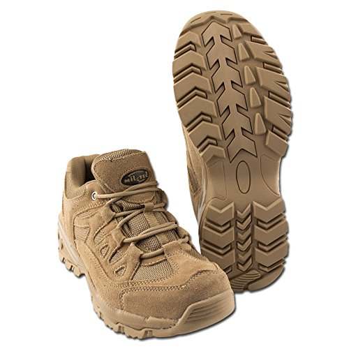Chaussures Trooper Mil-Tec 2,5 Inch coyote