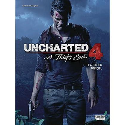 Uncharted 4 - Artbook