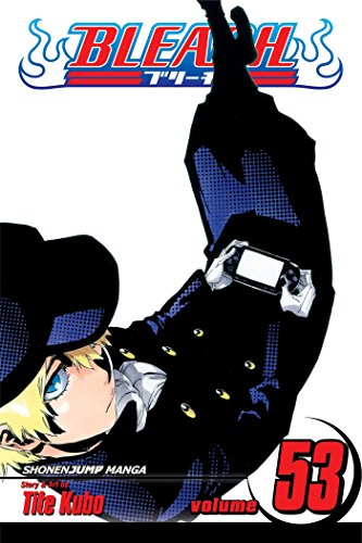 Bleach, Vol. 53 Cover Image