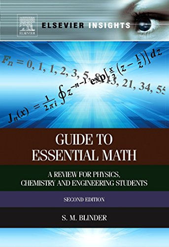 Guide to Essential Math: A Review for Physics, Chemistry and Engineering Students