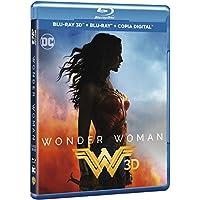 Wonder Woman Blu-Ray 3d