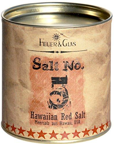 Rotes Meersalz aus Hawaii – Hawaiian red Salt Salt No. 5 - Gourmet Salz aus Hawaii – Ideal als...